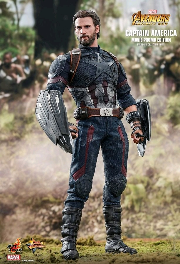 Hot Toys Avengers 3 Infinity War Captain America 1 6 Scale Action Figure Mms480 Sugo Toys Australian Premium Collectable Store