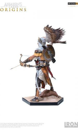 Assassins Creed Origins Bayek 1 10 Scale Statue Sugo Toys