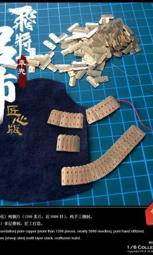 Bow and Arrow Set for 303TOYS MP003 Three Kingdoms LV BU A.K.A FengXian 1//6
