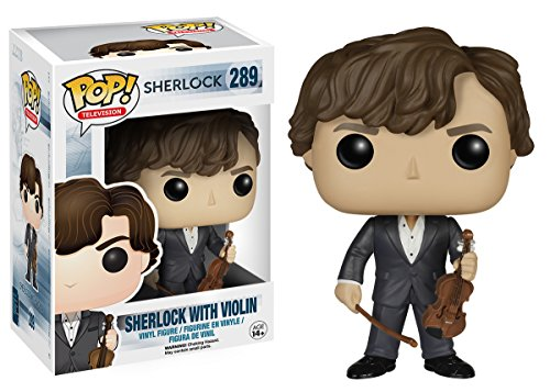 Sherlock - Sherlock Holmes with Violin Pop!