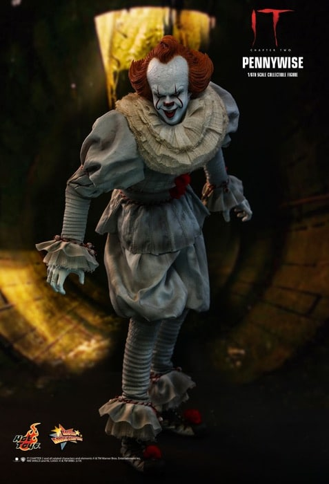 Hot Toys It Chapter Two Pennywise Clown 1 6 Action Figure Mms555 Sugo Toys Australian Premium Collectable Store