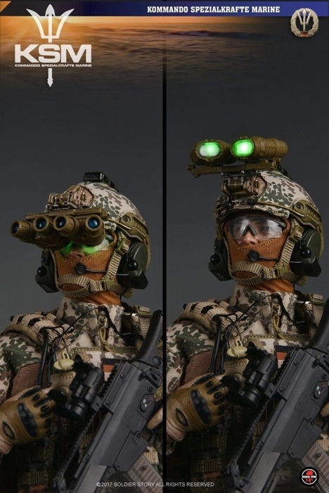 pouches#1 1//6 Scale Soldier Story SS104 Spezialkräfte VBSS