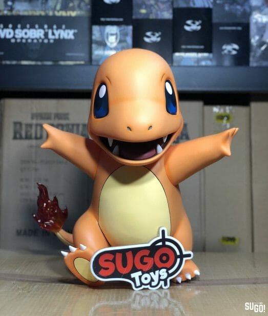 Pokemon Charmander 4.5 Inch PVC Figure