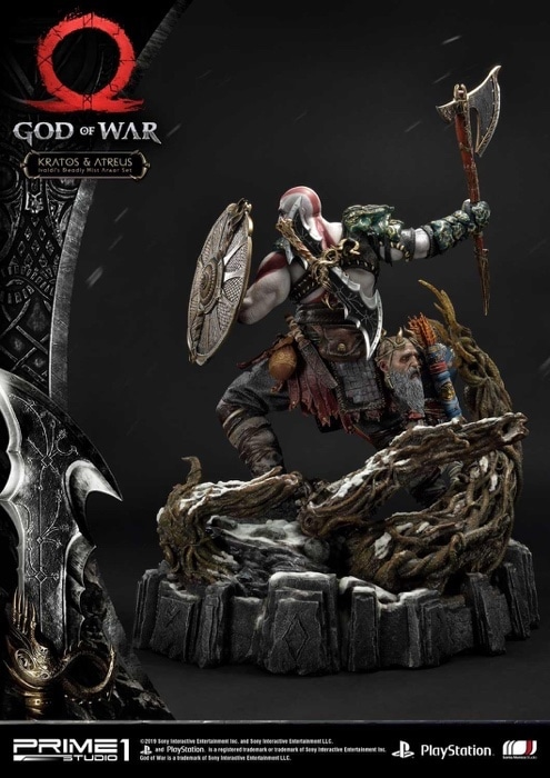 God of War Kratos 1:6 Scale Deluxe Action Figure* PREORDER* FREE US SHIPPING*