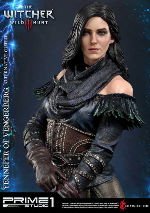 Other Statues--The Witcher 3 Yennefer Action Figure