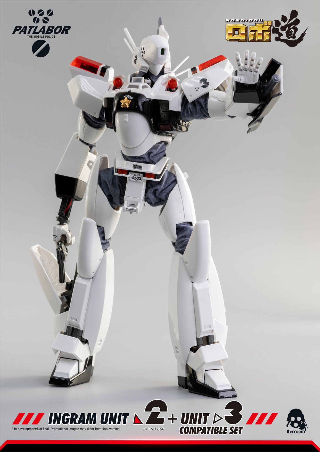 PATLABOR Collection 6 Figurines