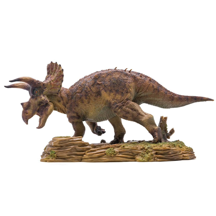 PNSO Doyle the Triceratops Dinosaur 1//35 Scale Figure