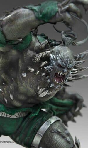Iron Studios Doomsday Deluxe Art Scale 1 10 Dc Comics Series 5