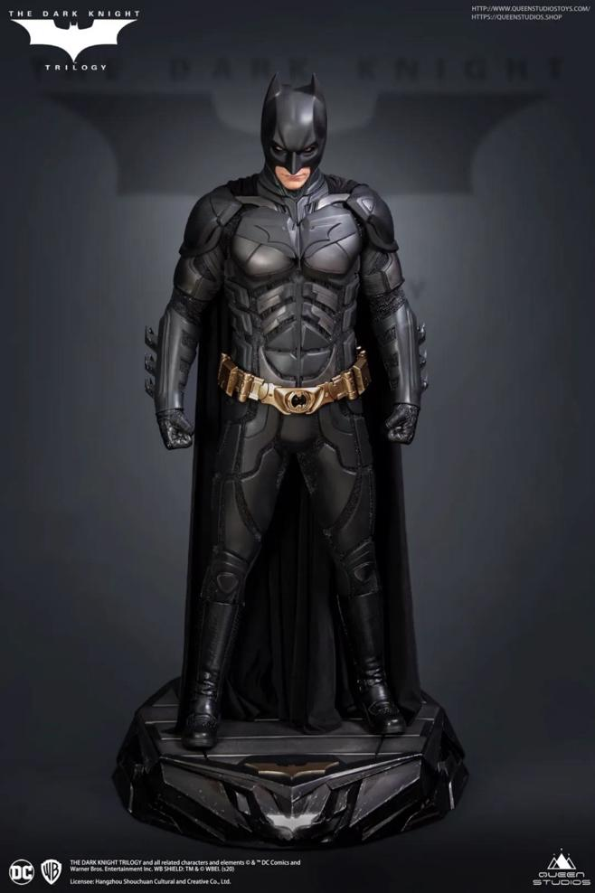 Queen Studios DC The Dark Knight Batman Deluxe Version 1/3 ...