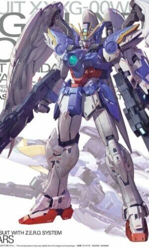 Bandai Mg 1 100 Wing Gundam Zero Ew Ver Ka Plastic Model Kit 5060760 Sugo Toys Australian Premium Collectable Store
